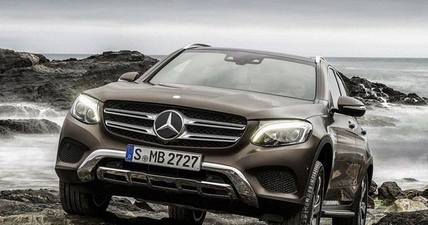 Mercedes-Benz revela o GLC, versão SUV do Classe C - Fotos - R7 ...