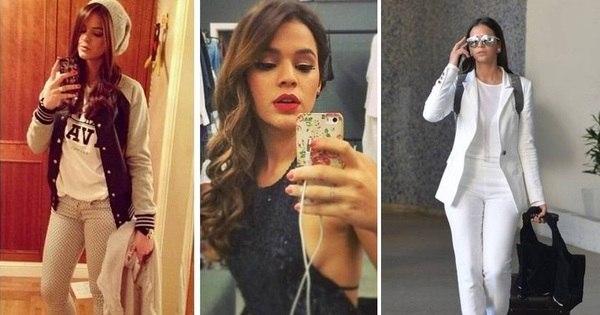 Bruna Marquezine tem um dos closets mais invejados pelas ...