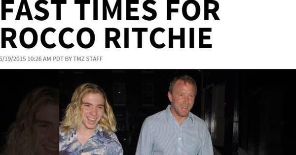 Filho de Madonna aparece irreconhecível com novo visual ...
