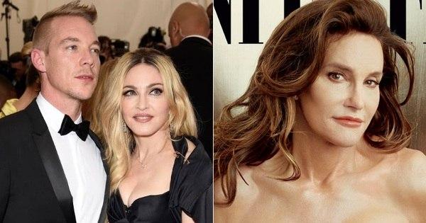 """Diplo causa polêmica com comentário: """"Quer dizer que Madonna ..."""