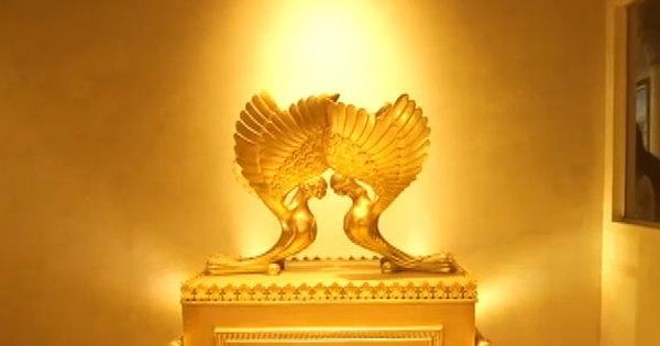 Repórter em Ação tenta localizar a Arca da Aliança, relíquia que ...