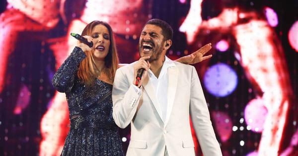 Ivete Sangalo e Criolo levam batalhão de famosos para show na ...