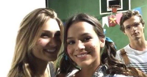 Ninguém segura essas duas: Amigas de longa data, Sasha e Bruna ...