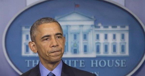 """""""Não estamos curados do racismo"""", diz Obama após tragédia em ..."""