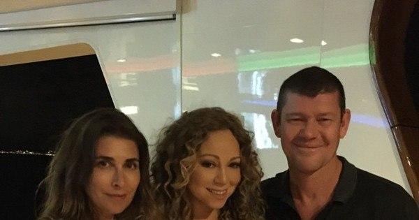 Mariah Carey curte viagem romântica com bilionário australiano ...