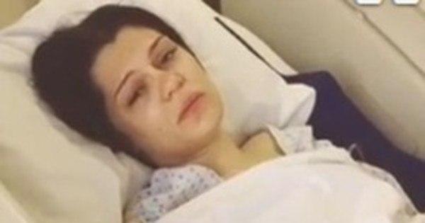 Após internação, Jessie J revela a doença misteriosa que enfrenta ...