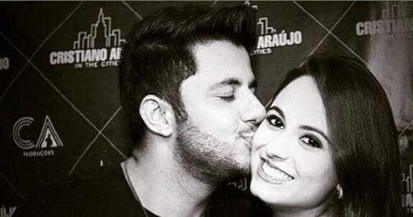"Equipe de Cristiano Araújo fala sobre namoro do cantor: ""Estavam ..."