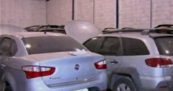 Polícia encontra galpão com 31 carros roubados na Grande BH ...