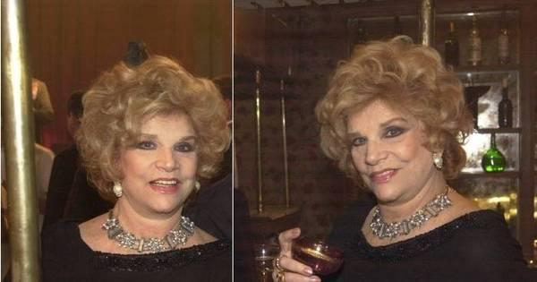 Neta de Tônia Carrero desmente morte da atriz - Entretenimento ...