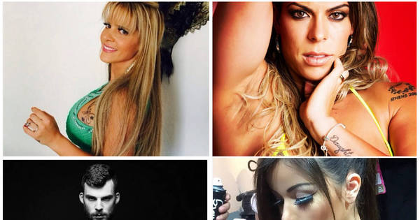 Denise Rocha e outras celebridades do DF são apaixonadas por ...