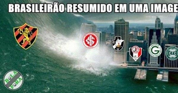 Sport é líder do Brasileirão e da zoeira. Veja os melhores memes da ...