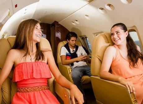 Jovens bilionários torram mais de R$ 6 mi em viagens de aniversário