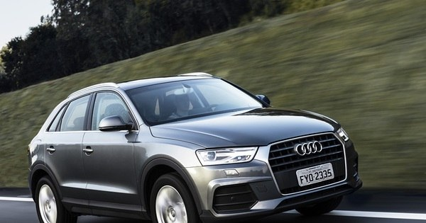 Audi inicia a produção nacional do Q3 - Notícias - R7 Carros