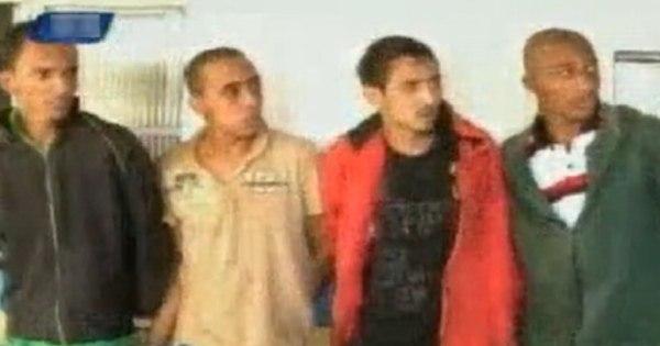 Cinco fugitivos da cadeia de Várzea da Palma são recuperados ...