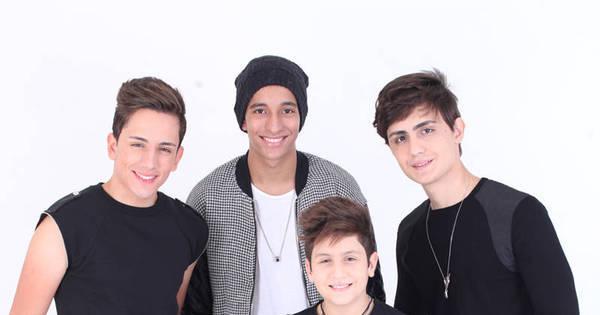 Ex-empresários de Cristiano Araújo lançam primeira boy band ...