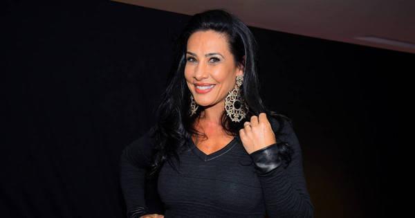 Scheila Carvalho diz que prima desaparecida foi encontrada ...