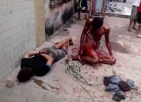 """Suspeito de assalto é linchado no MA em nova ação de """"justiceiros"""""""