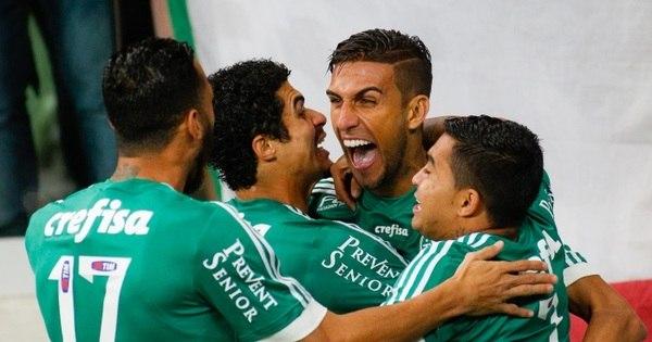 Palmeiras é vice- líder e rebaixado ao mesmo tempo no Brasileirão ...