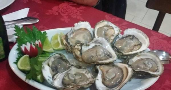 Rango ogro da semana: ostras com molho de gengibre dão água ...