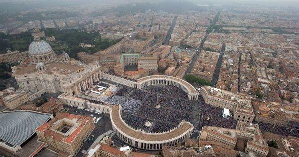 Triplica número de transações suspeitas no Vaticano em 2015 ...