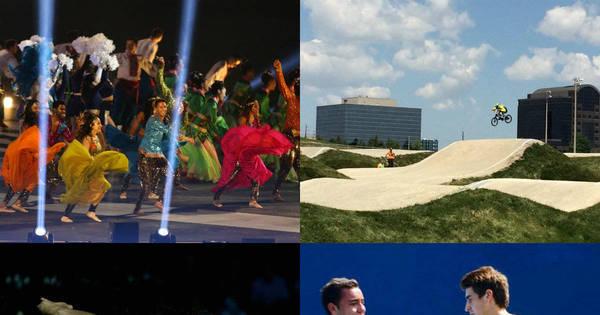 #Dia4: Cerimônia de Abertura, choro e nota zero de musa brasileira ...