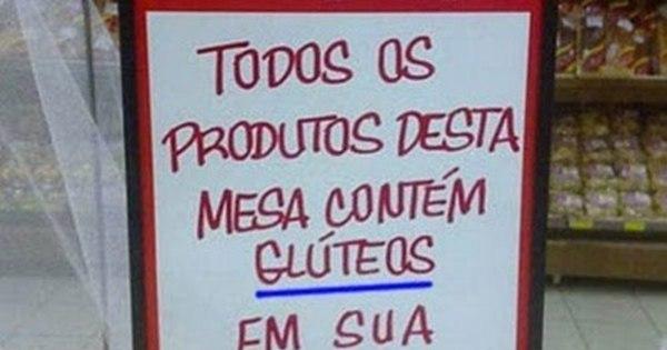 Tente decifrar as placas engraçadas e malucas do Brasil