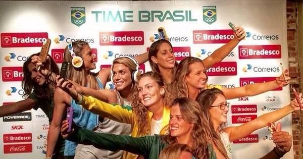 No Pan das selfies, Brasil é campeão - Fotos - R7 Pan Toronto 2015