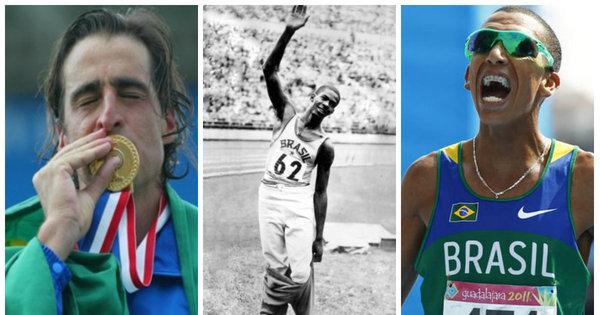 7 heróis inesquecíveis do Brasil no Pan - Fotos - R7 Pan Toronto 2015