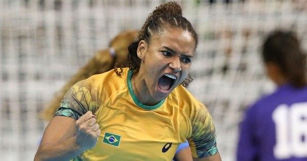 Favorito, handebol do Brasil estreia com vitória nos Jogos Pan ...