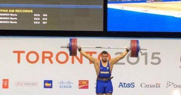 Atleta brasileiro é pego no doping durante os Jogos Pan-Americanos