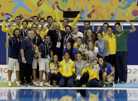 Atletas de 20 modalidades tiveram resultados melhores para o Brasil