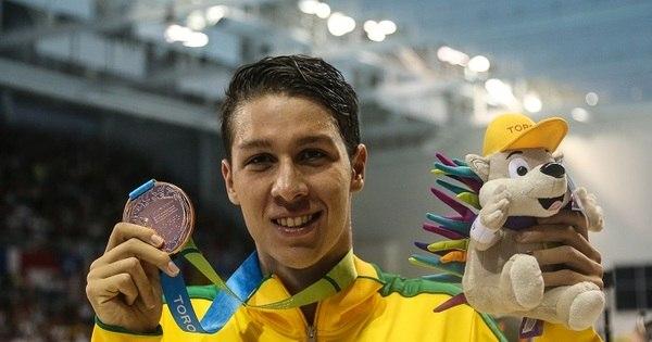 'Geração 2016' da natação brasileira classifica só quatro para a ...