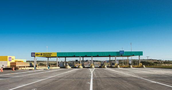Praças de pedágio na BR- 040 passam a funcionar em oito cidades ...