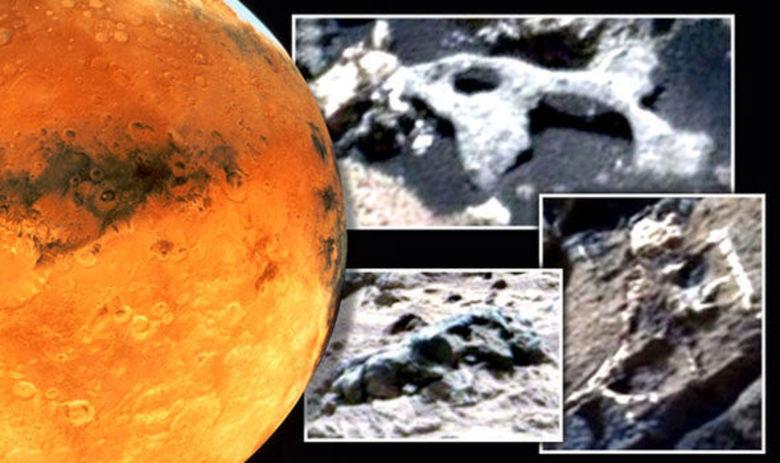 Cientistas da NASA estão completamente chocados. Tudo porque analisaram imagens da superfície de Marte e foram encontrando coisas não muito esperadas, que parecem ferramentas antigas utilizadas por modos de vida inteligentes. Duvida? As imagens falam por si só, e tá deixando meio mundo de cabelo em pé!Conheça o R7 Play e assista a todos os programas da Record na íntegra!