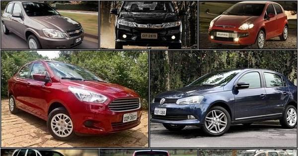 Conheça os 50 carros mais roubados do Brasil - Fotos - R7 Carros
