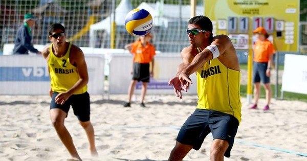 Brasil entra em quadra hoje valendo o ouro no vôlei de praia - Rede ...