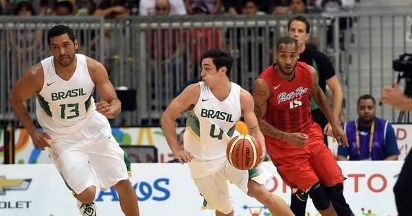 Seleção brasileira encara os EUA no basquete masculino - Rede ...