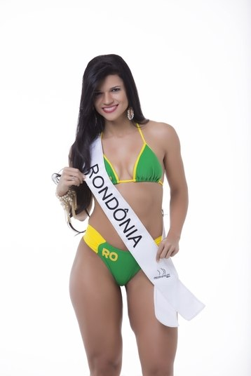 Jennifer Camacho, representante de Rondônia, também pode levar a faixa