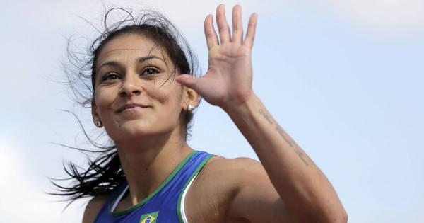 Ana Cláudia Lemos cai no doping por anabolizante e pode perder ...
