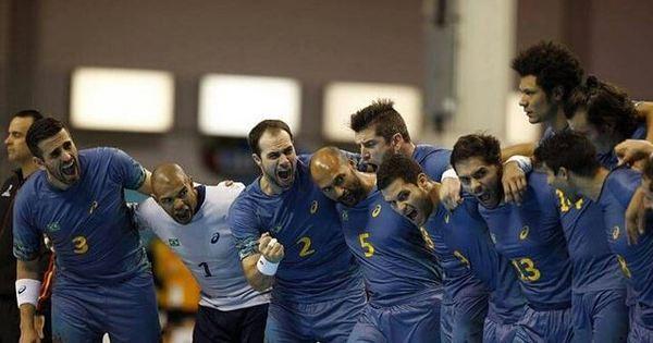 Por um gol, Brasil quase bate recorde histórico no handebol - Rede ...
