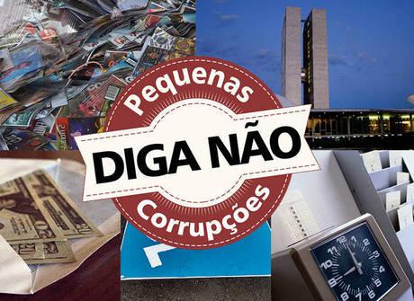 Confira quais são as pequenas corrupções do nosso dia a dia