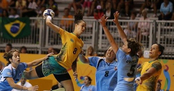 Brasil encara a Argentina hoje na final do handebol feminino - Rede ...
