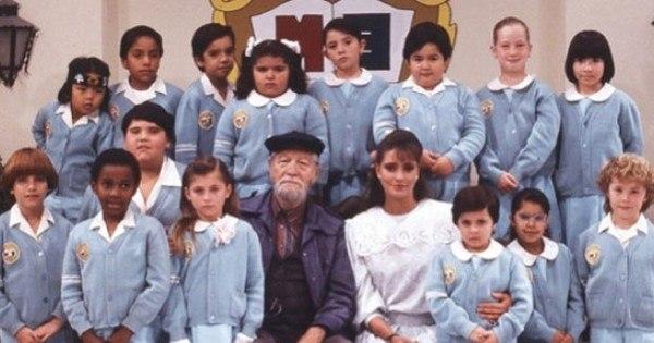Veja que fim levou o elenco original da novela Carrossel no México ...