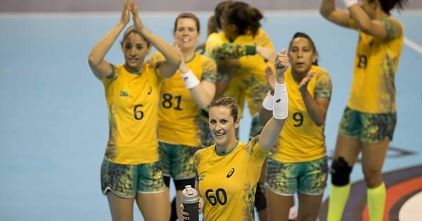Com Brasil favorito, final do handebol feminino é o grande destaque ...