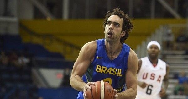 Benite brilha de novo e Brasil vence os EUA no basquete - Rede ...