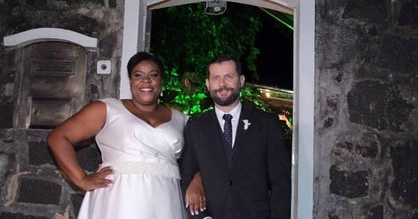 Saiba tudo sobre o casamento de Cacau Protásio e o fotógrafo ...