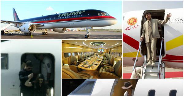Vida de milionário! Decole com luxo e veja os aviões particulares de ...