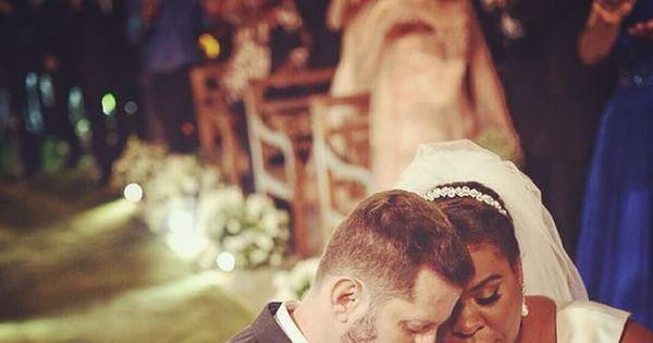 Celebridades dão o cano no casamento de Cacau Protásio e ...