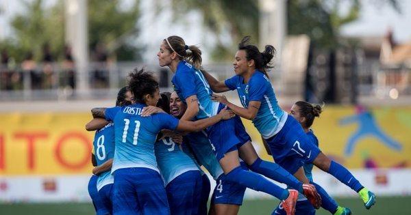 Meninas do Brasil no Pan mostram aos rapazes como se ganha o ...