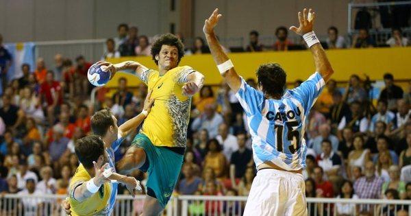 Brasil vence jogo dramático contra Argentina e conquista o ouro no ...